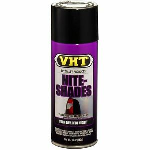 Nite Shades Spray Tint Taillight Smoke Head Lights Lens