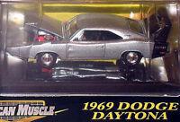 1969 Dodge Daytona American Muscle In Box Mint 1/64 Nrfp