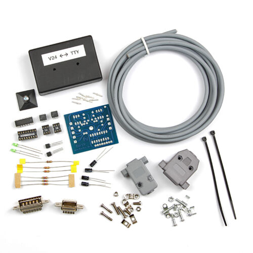 TTY-PC interface AG-PC rs232-TTY-Adattatore per Simatic s5 SPS KIT