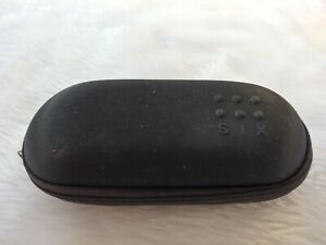 f75c86421ddd Used - Six Dots black zipped glasses   sunglasses case - proceeds to ...
