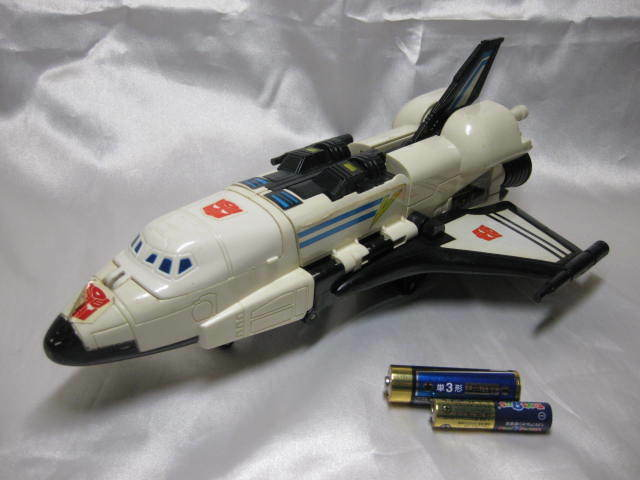 Very Rare Trans formers G1 C-326 Galaxy Shuttle Takara from Japan