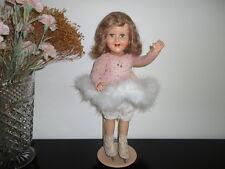 Original  BARBARA ANN SCOTT Olympic Skater Doll 1950s Reliable Toy Canada