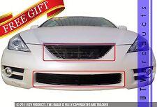 GTG 2007 -  2008 Toyota Solara 2PC Gloss Black Replacement Billet Grille Kit