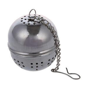 Colador de infusiones Filtro de Acero Inoxidable Bola Infusor para Té tila