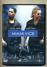 Colin Farrel Jamie Foxx # MIAMI VICE # Universal Pictures DVD-Video 2006