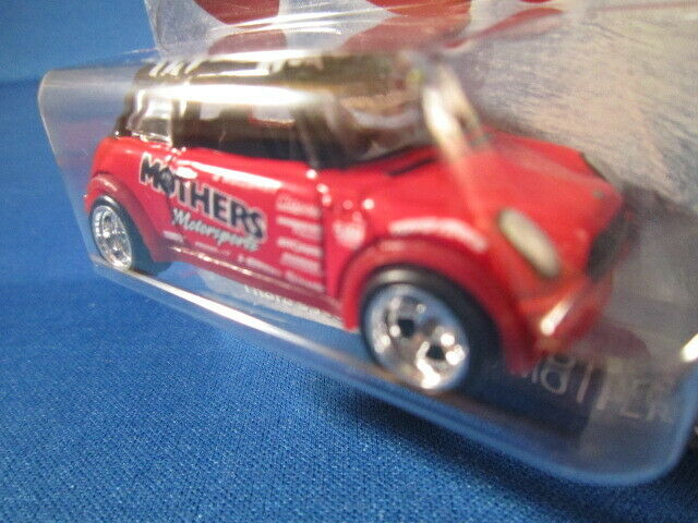 Hot Wheels 17th CONVENTION 2002 MINI COOPER S MOTHER SPECIAL LIMITED EDITION
