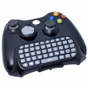 Details About Wireless Game Keyboard Controller Messenger Keypad Chatpad For Xbox 360