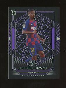 2019-20-Panini-Obsidian-Purple-Soccer-Ansu-Fati-RC-Rookie-39-65