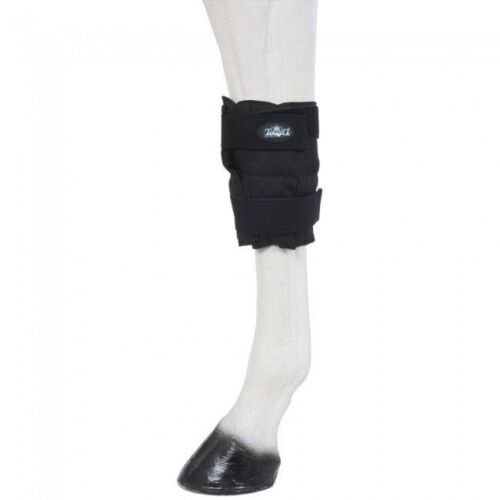 Reduces Inflammation Tough-1 Ice Therapy Knee//Hock Wrap for Horses