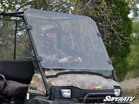 Superatv Kawasaki Mule 3000 3010 Full Windshield Clear