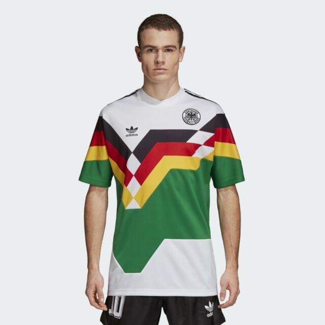 adidas Originals Germany Mash-up Soccer Jersey Size Large Cd6957 ...