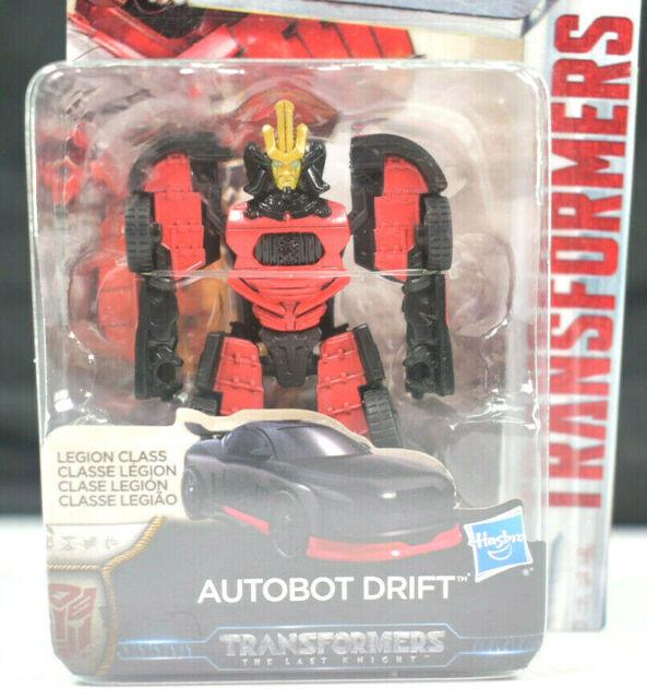 """Transformers The Last Knight Legion Class Autobot Drift 3/"""" Figure"""