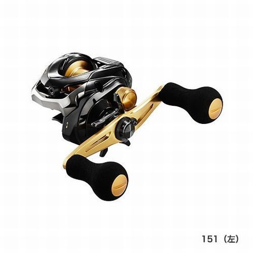 Shimano GENPU XT 151 Baitcasting Reel for Jigging New