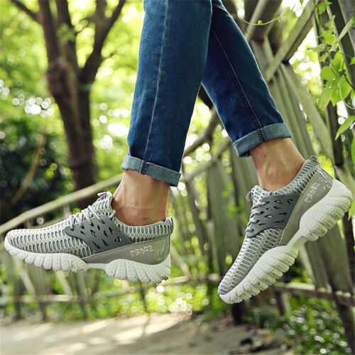 Men Boy Gym Tennis Walking Sport Athletic Shoes Running Sneakers Casual Trainers