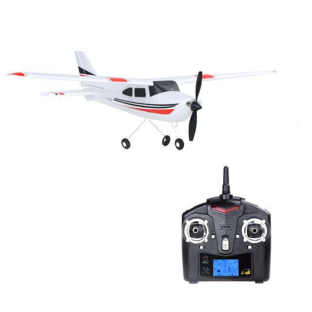 2.4Ghz 3Ch 40CM RC Cessna Fixed Wing Remote Control Airplane  - RTF  migliore vendita