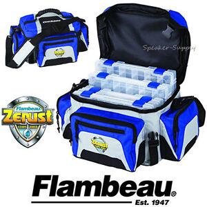Image is loading Flambeau-400ZE-Fishing-Tackle-Box-Bag-Zerust-400-  sc 1 st  eBay & Flambeau 400ZE Fishing Tackle Box Bag Zerust 400 Series Soft Tuff ... Aboutintivar.Com