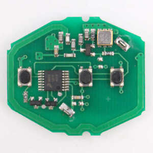EWS-Remote-Control-Circuit-Board-3-Button433MHZ-for-BMW-3-5-7S-E38-E39-E46