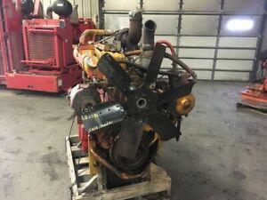 CASE 504BDT Diesel Engine