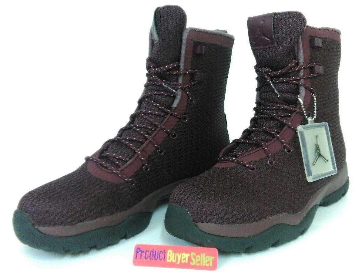 Nike Jordan Future Boot hommesChaussuresSneakers SZ 11MaroonnoirBasketball