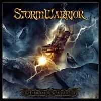 STORMWARRIOR Thunder & Steele CD (200825)    True Heavy Metal Thunder And Steele