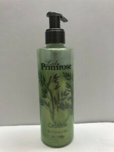 Lady-Primrose-Bathing-Gel-Celadon-8-oz-Discontinued-90-Full-As-Imaged