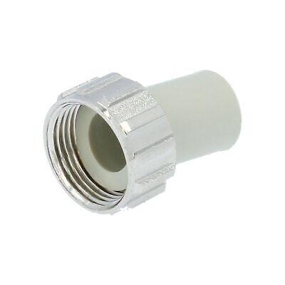 Hälfte Verschraubung PP-R PPR Rohr 20x3//4/'/' IG Schweißtechnik Fittings