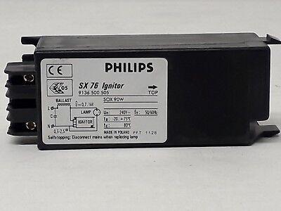 Tv, Video & Audio Nett Philips Sx76 Zündgerät Zündgeräte Zündgerät Sox 90w Un 220 240vac 50/60hz Sx 76