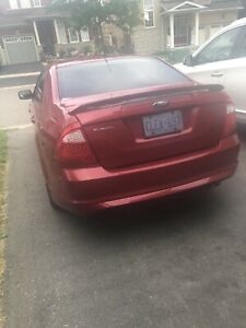 2010 Ford Fusion se 6speed m/t NEED GONE TODAY
