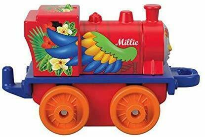 - Thomas /& Friends Minis-Loro Millie embolsado Coleccionable Tra.. motor 4cm
