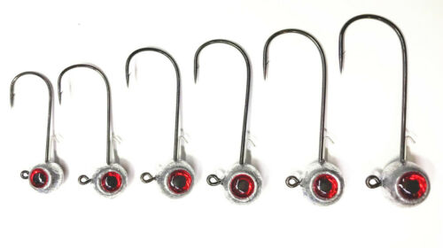 5 Pcs Freestyle Jig with Wire Keeper//Fishing jig Body Lure Raw Fishing Lure Bait