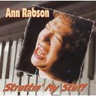 Struttin' My Stuff by Ann Rabson (CD, Sep-2000, M.C. Records)