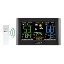 C85845 La Crosse Technology Wireless Color Weather Station TX141TH-BV2 - ON SALE
