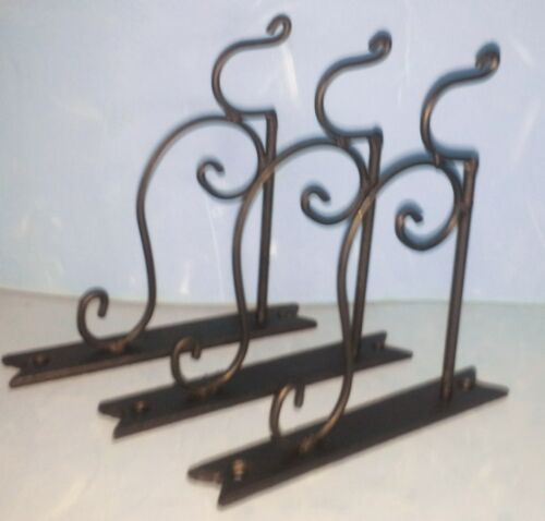 1x Wrought Iron BRACKETS for MOROCCAN Lantern