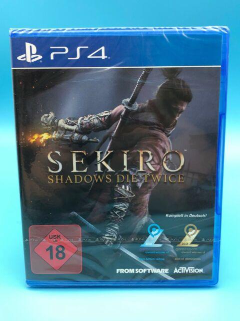 Sekiro - Shadows Die Twice (PlayStation 4, 2019)