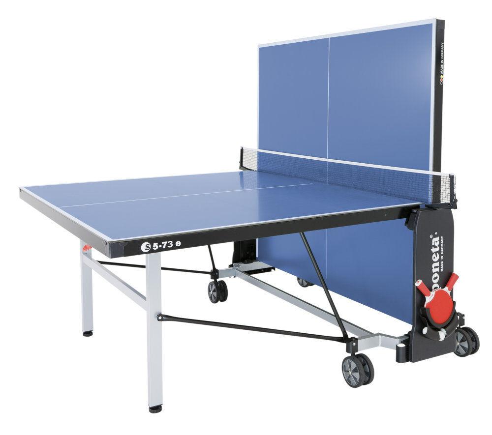 Sponeta S 5-73 5-73 5-73 e Tischtennisplatte outdoor incl Netz wetterfest Tischtennistisch f4be4c