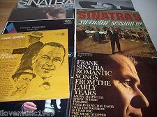 16 Frank Sinatra LPs NEAR MINT 1st pressings CAPITOL/REPRISE/COLUMBIA/HARMONY NM