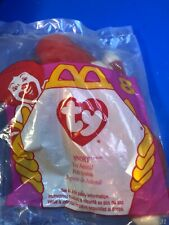 Details about  /Flitter the Butterfly toy Ty Beanie Babies 8 new 2000 McDonalds Happy Meal