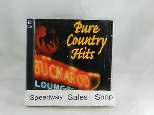 Details about #14- PURE COUNTRY HITS 1997 Publishers Clearing House 2 CD  60s & 70s (RARE)