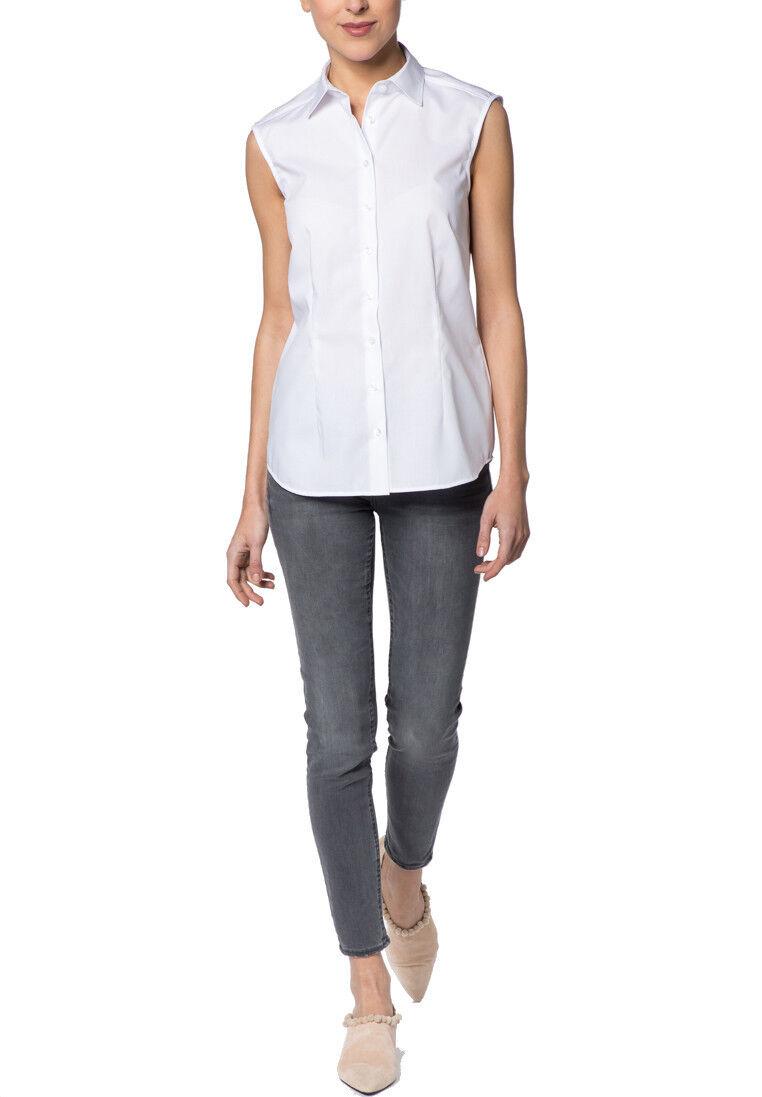 Eterna-comfort-Fit-STAFFA libera Camicia da donna senza braccio, 5220 5220 5220 (a790) 7dd1ae