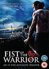 Fist Of The Warrior (DVD, 2009)