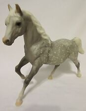 Vintage Breyer Horse 491212 Graceful Mare or Foal Dapple Grey Gray Running Sears