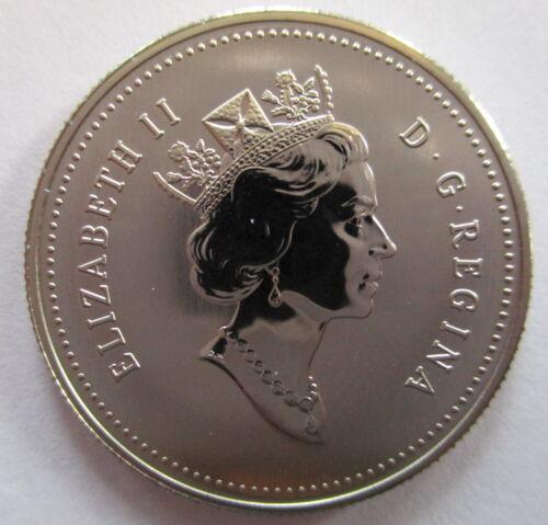1996 CANADA 50 CENTS SPECIMEN HALF DOLLAR COIN