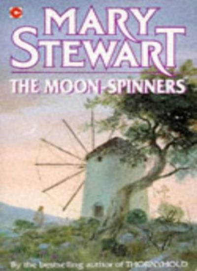 The Moonspinners (Coronet Books) By  Lady Mary Stewart
