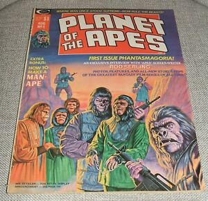 Planet-of-the-Apes-First-issue-Volume-1-Number-1-See-Photos