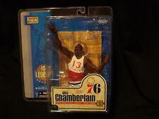 WILT CHAMBERLAIN NBA LEGENDS MCFARLANE 76ers BASKETBALL figure display classics