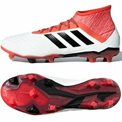 NEW Adidas Predator 18.2 FG Men/'s Soccer Cleats CM7666 Lists @ $140