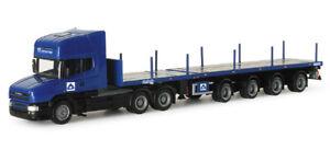 Herpa-H0-152709-Scania-Hauber-Teletrailer-Semitrailer-Hochtief