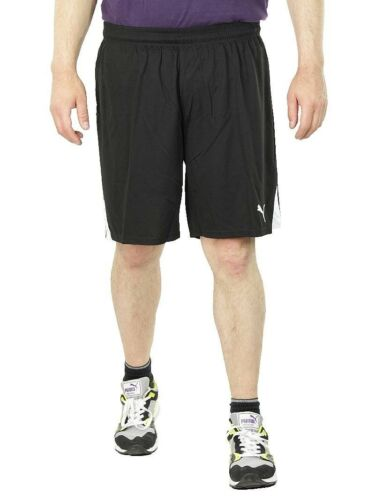 Puma KC équipe marmoratus short football traingsshorts enfants pantalon noir
