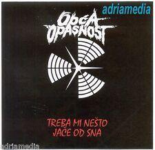 OPCA OPASNOST CD Treba mi nesto jace od sna Croatia Pero Galic Best Hit Kroatien