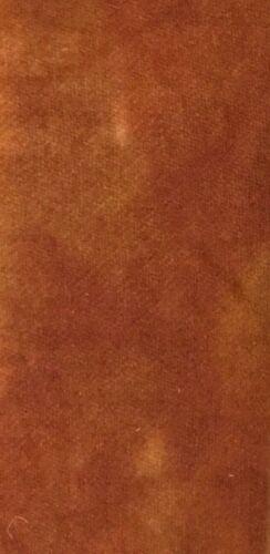 "/""Sweet Potato Pie/"" hand dyed rug hooking wool - Fat Quarter 100/% Wool 1"